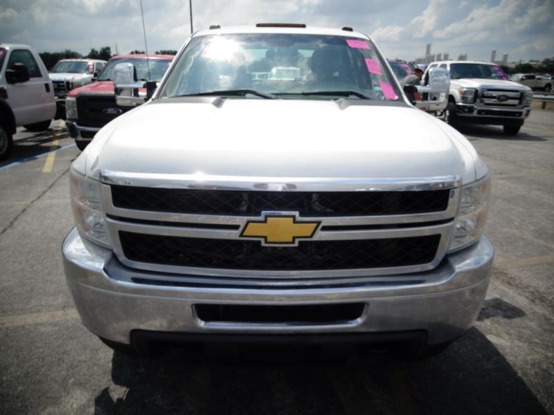 Chevrolet Silverado 3500HD 2012 price $19,900