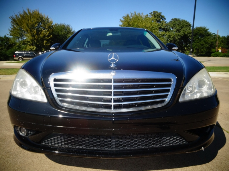Mercedes-Benz S-Class 2007 price $8,795