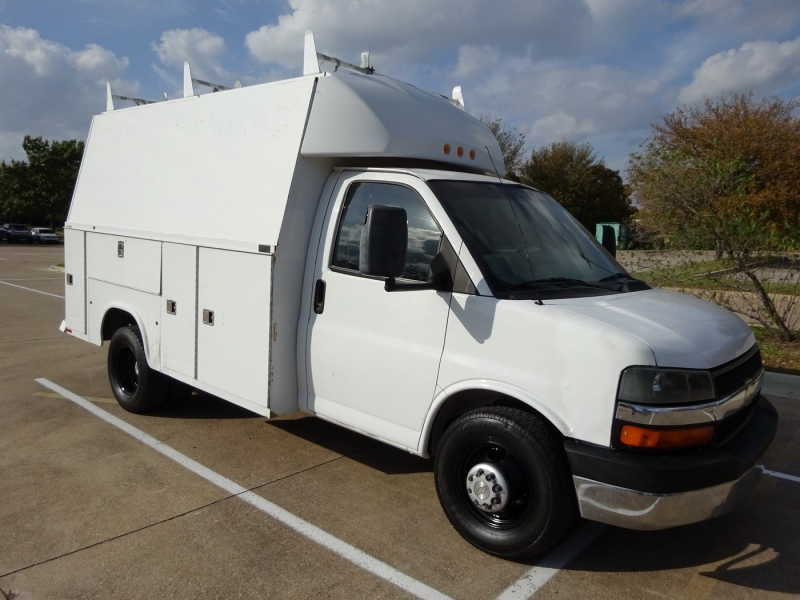 Chevrolet Express Commercial Cutaway 2006 price $9,950