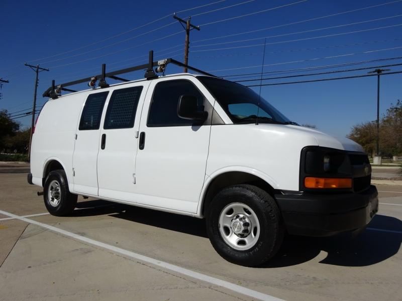 Chevrolet Express Cargo Van 2008 price $7,595