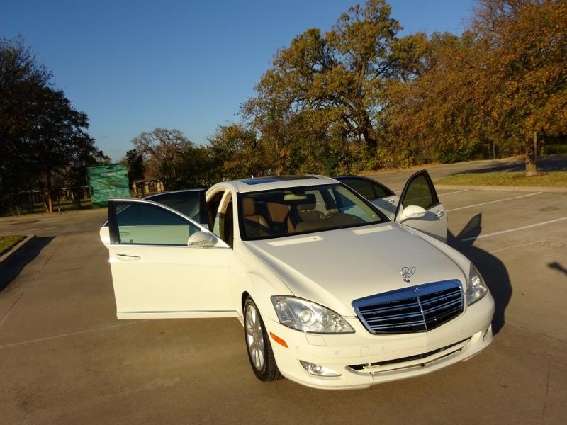 Mercedes-Benz S-Class 2008 price $10,900