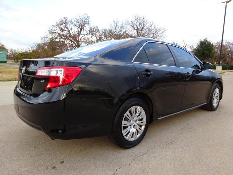 Toyota Camry 2013 price $9,500