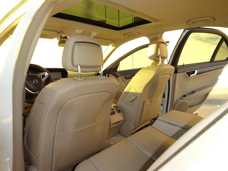 Mercedes-Benz C-Class 2012 price $9,995