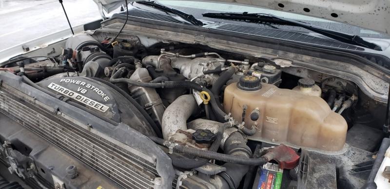 Ford Super Duty F-550 DRW 2008 price $20,500