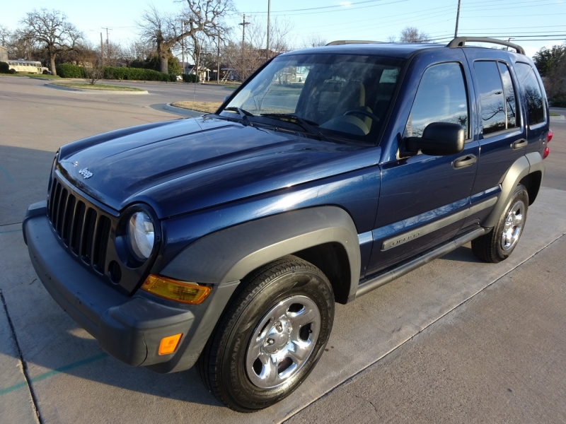 Jeep Liberty 2007 price $4,950