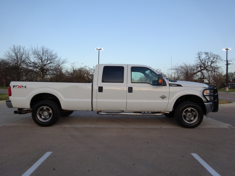 Ford Super Duty F-250 SRW 2011 price $21,950