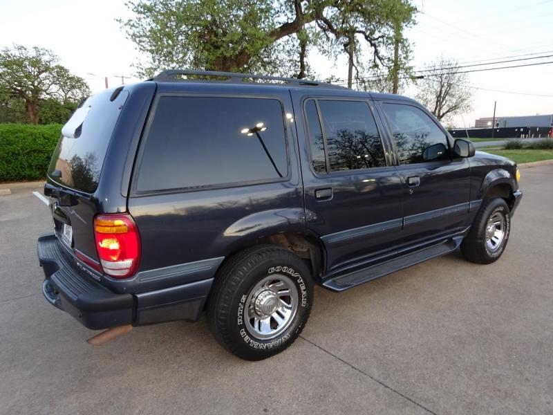 Mercury Mountaineer 2000 price $2,995