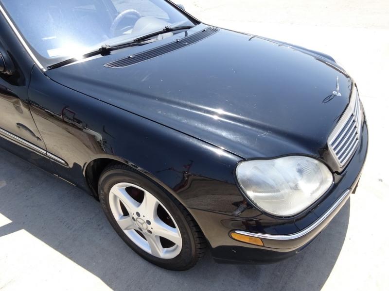 Mercedes-Benz S-Class 2001 price $2,995