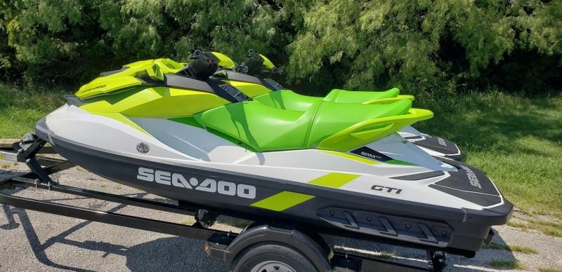 Sea Doo GTI SE 130 2019 price $25,950