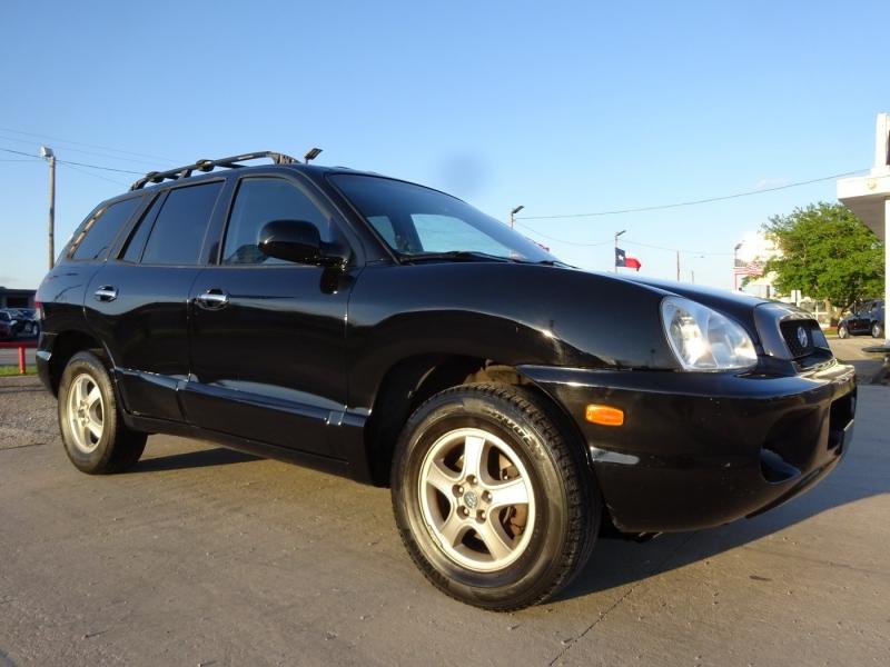 Hyundai SANTA FE GLS 2005 price $2,995