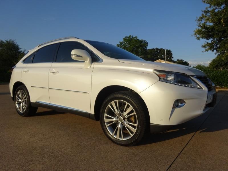 Lexus RX 350 2013 price $17,950