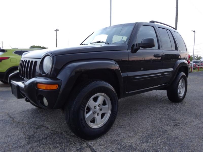 Jeep Liberty 2003 price $3,995