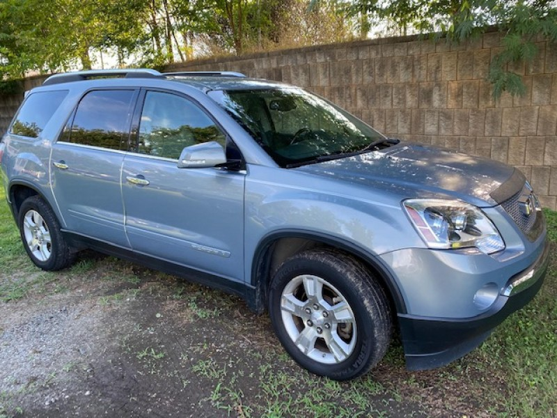 GMC Acadia 2007 price Call for Pricing.
