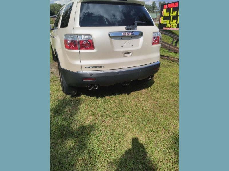 GMC LIGHT DUTY ACADIA 2012 price $11,999