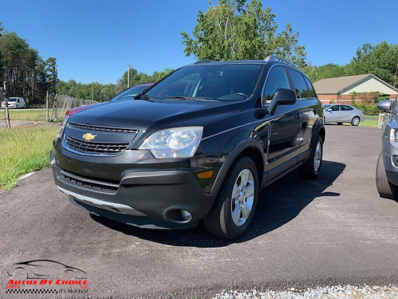 Chevrolet Captiva Sport Fleet 2013 price $7,900