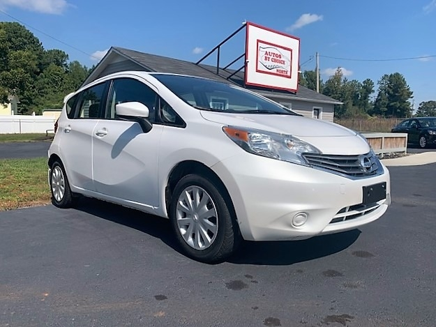 Nissan Versa Note 2016 price $7,900