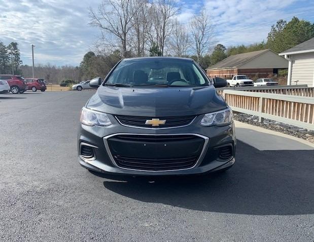 Chevrolet Sonic 2017 price $7,900