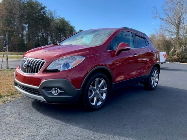 Buick Encore 2014 price $11,900