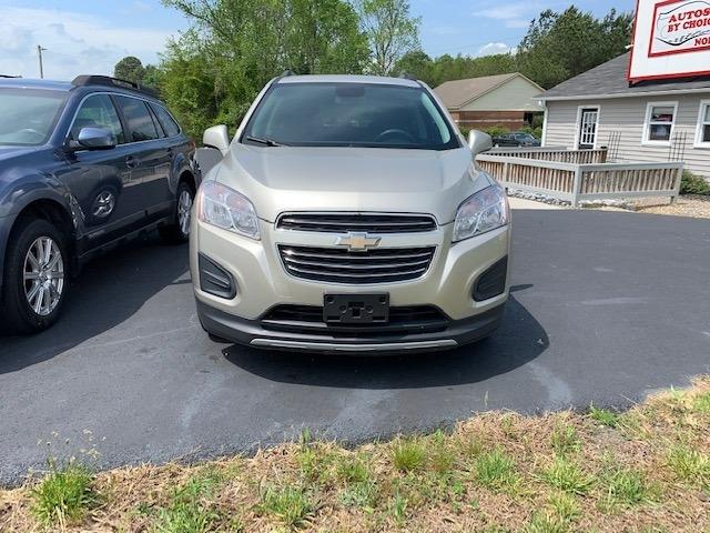 Chevrolet Trax 2016 price $10,900