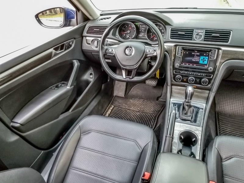 Volkswagen Passat 2016 price $12,888