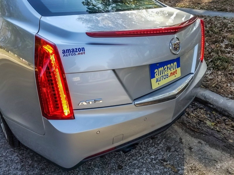 Cadillac ATS 2014 price $10,888