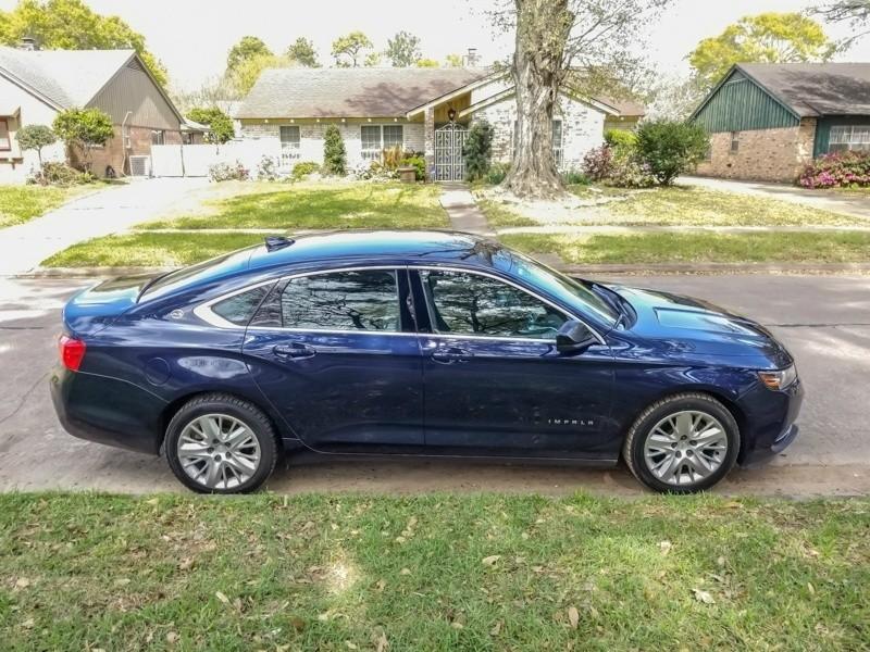 Chevrolet Impala 2016 price $14,888