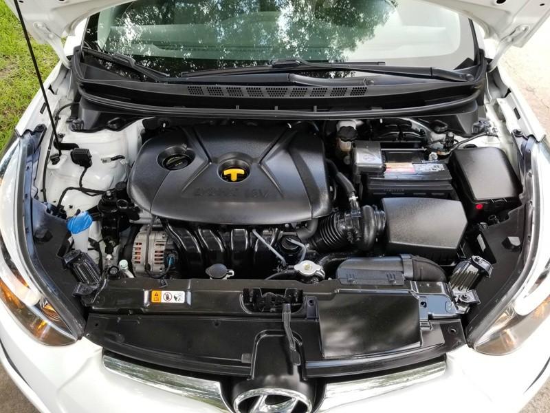 Hyundai Elantra 2016 price $7,888