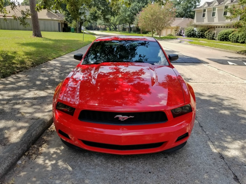 Ford Mustang 2012 price $12,888