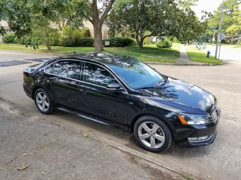 Volkswagen Passat 2015 price $12,888
