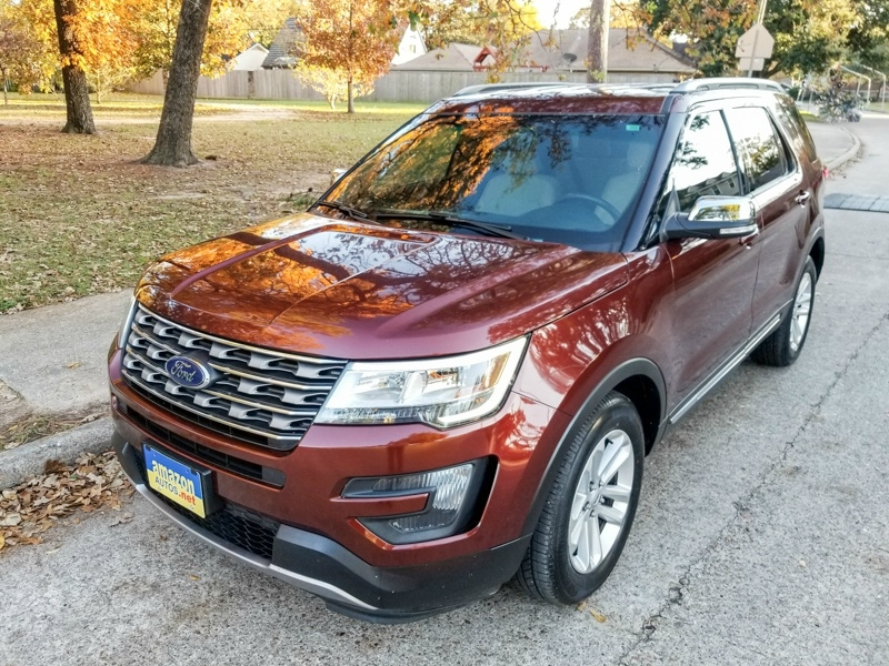 Ford Explorer 2016 price $14,888