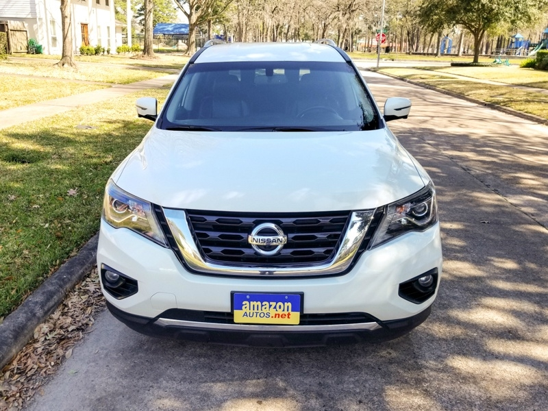 Nissan Pathfinder 2017 price $20,888