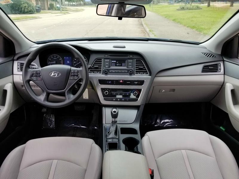 Hyundai Sonata 2017 price $10,888
