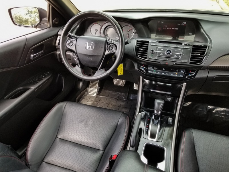 Honda Accord Sedan 2017 price $19,888