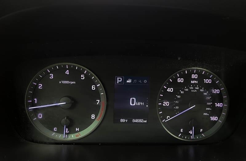 Hyundai Sonata 2017 price $12,888