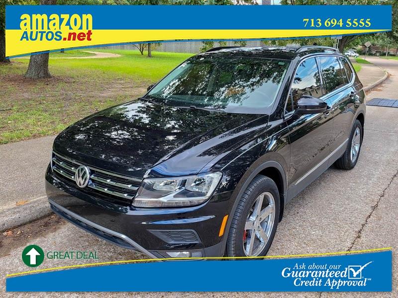 Volkswagen Tiguan 2018 price $25,888