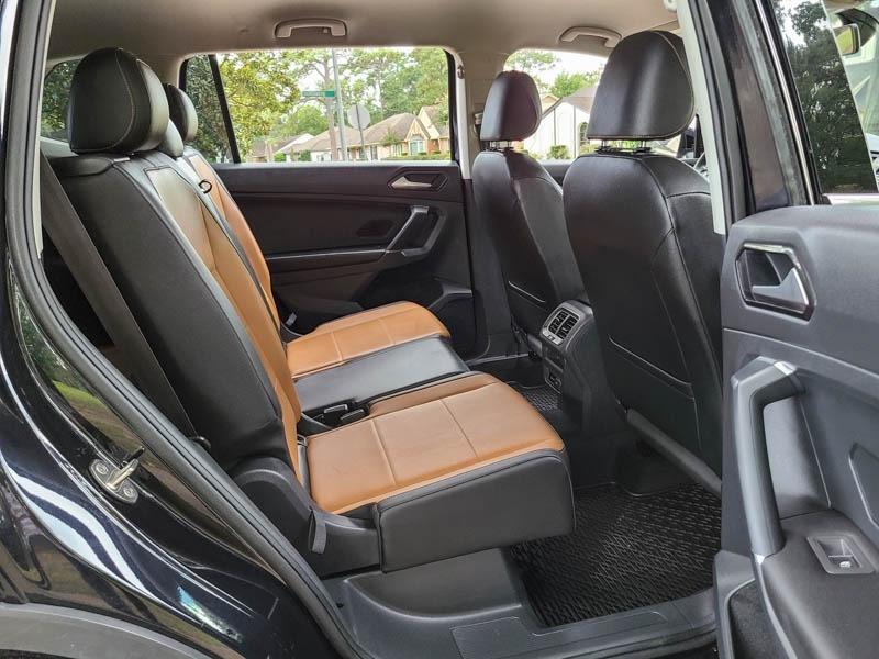 Volkswagen Tiguan 2018 price $23,488