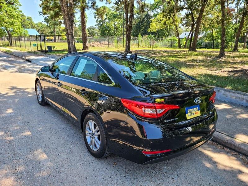 Hyundai Sonata 2017 price $15,888