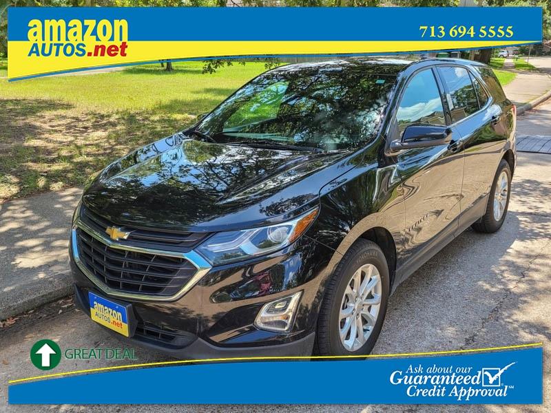 Chevrolet Equinox 2018 price $18,888