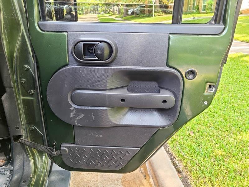 Jeep Wrangler 2008 price $18,888