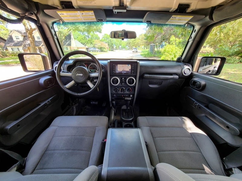 Jeep Wrangler Unlimited 2009 price $18,888