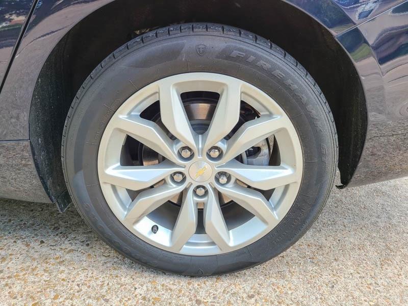 Chevrolet Impala 2017 price $18,888