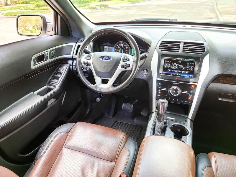 Ford Explorer 2015 price $16,888