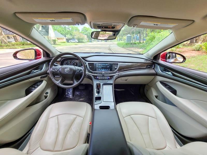 Buick LaCrosse 2018 price $19,888