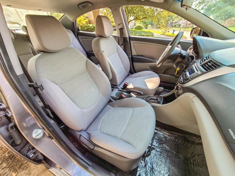 Hyundai Accent 2017 price $9,888