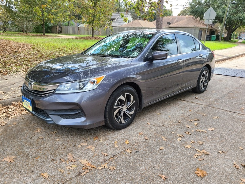Honda Accord Sedan 2017 price $18,999