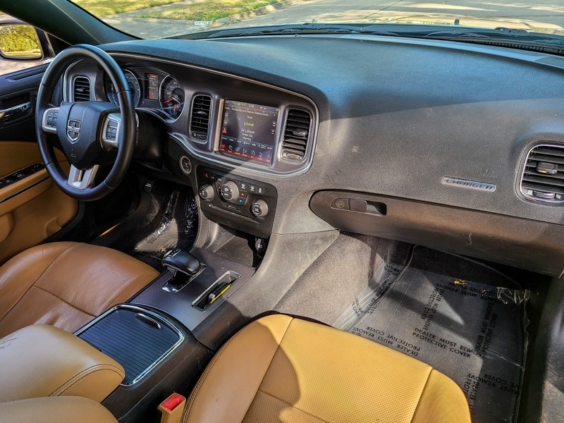 Dodge Charger 2012 price $13,888