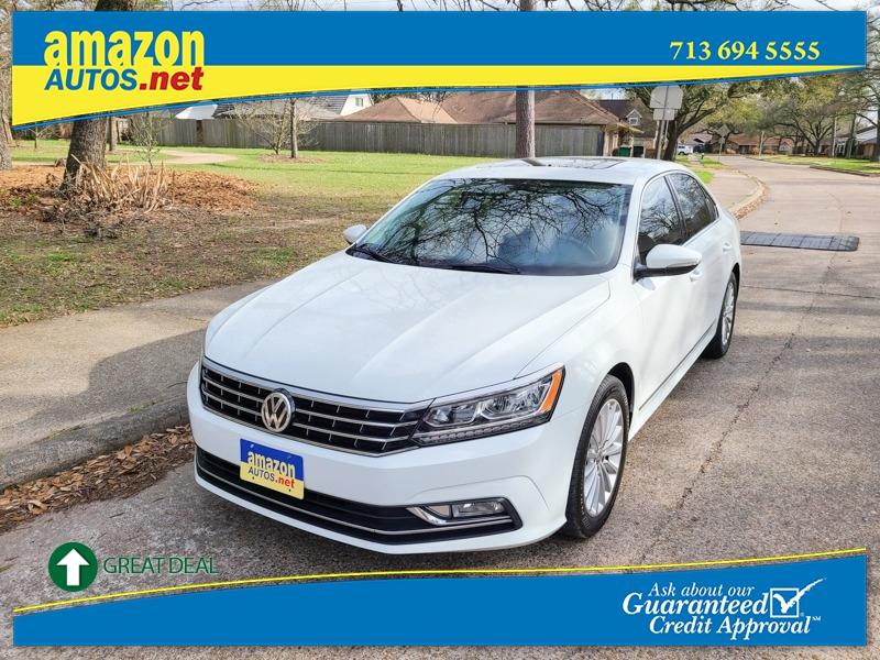 Volkswagen Passat 2016 price $16,488