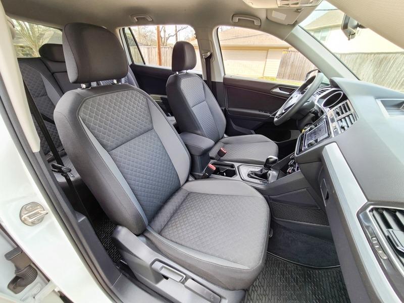 Volkswagen Tiguan 2018 price $19,888