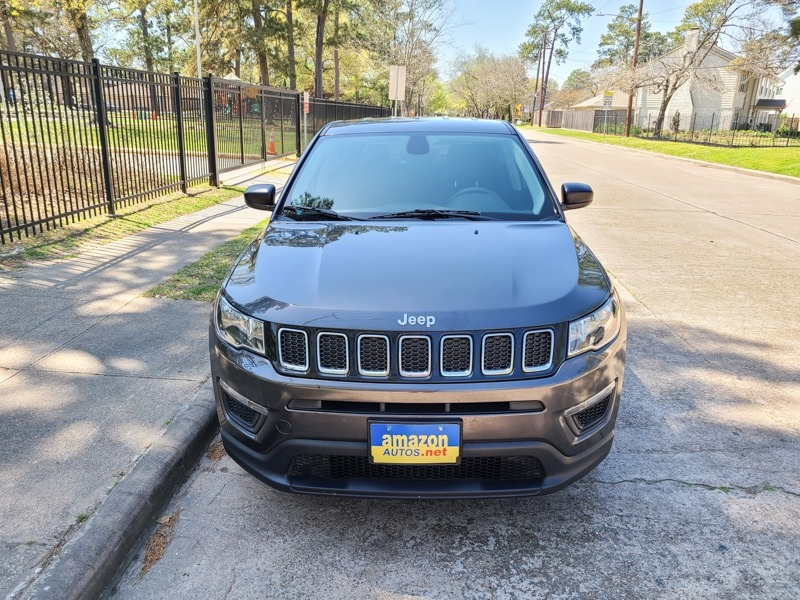 Jeep Compass 2018 price $16,888