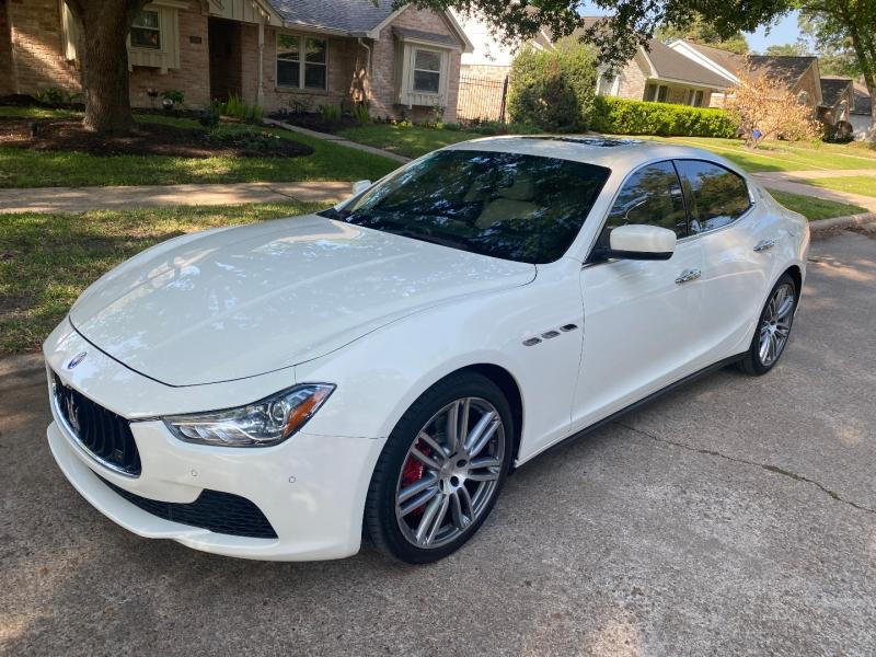 Maserati Ghibli 2016 price $29,488